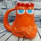 Disney Pixar Finding Dory HANK Octopus 16 oz. Orange Tea 3D