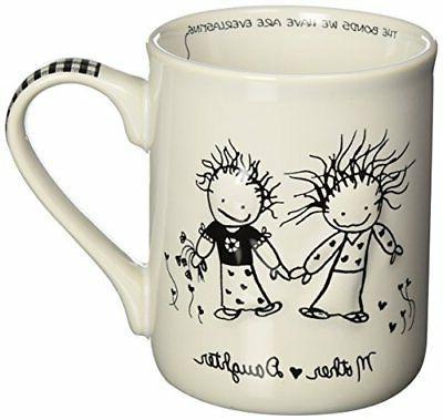 Enesco Children of the Inner Light Mom  Stoneware Gift Mug,