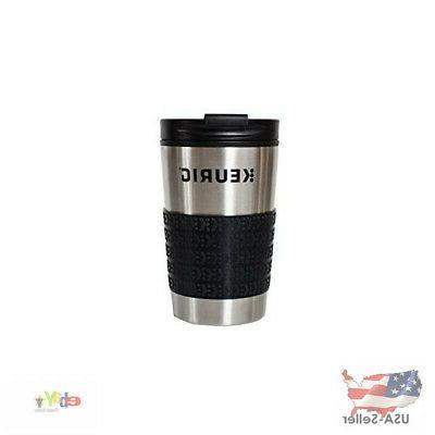 Keurig - 12.5-oz. Thermal Cup - Stainless Steel
