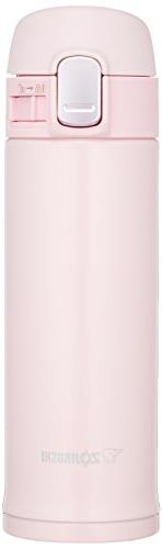 Zojirushi Stainless Vacuum Mug, Pearl Pink, 10 oz/0.30 L - S