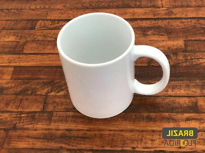 48 Sublimation Mugs Double Layer Coated AAA