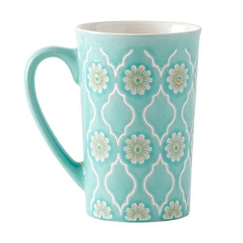antigua latte coffee mug