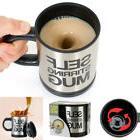 Auto Mixing Tea Cup Stainless Plain Lazy Self Stirring Mug C