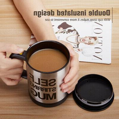 Automatic Self Coffee Mixer Tea Home