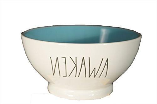 Rae Dunn Cream Cereal Bowl Mug Set Gray Squishmallow Clip Day Birthday Baptism Christian Gift Her