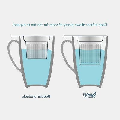 - Mug, Strainer Tea Cups