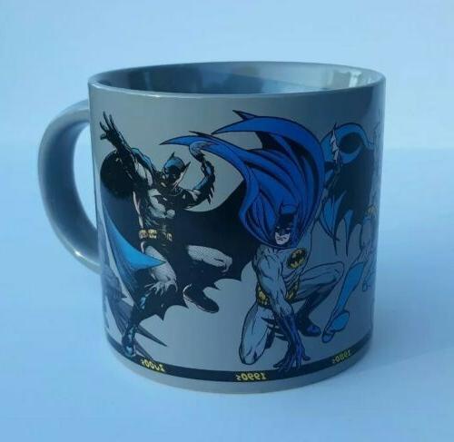 Batman Coffee Unemployed Philosophers Guild -DC Comic