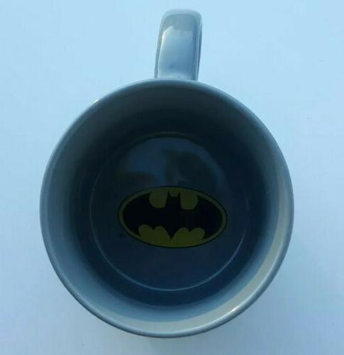 Batman through the Coffee Mug Unemployed Philosophers Guild -DC
