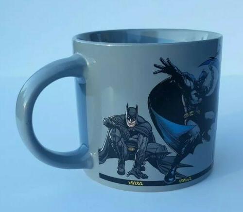 Batman Coffee -The Philosophers Guild -DC Comic