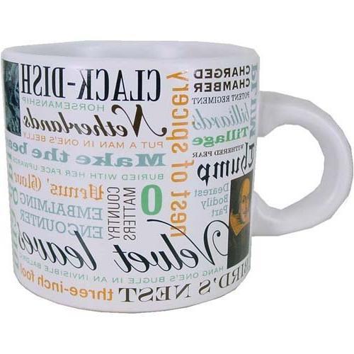 bawdy bard shakespearean dirty quotes mug experience shakesp