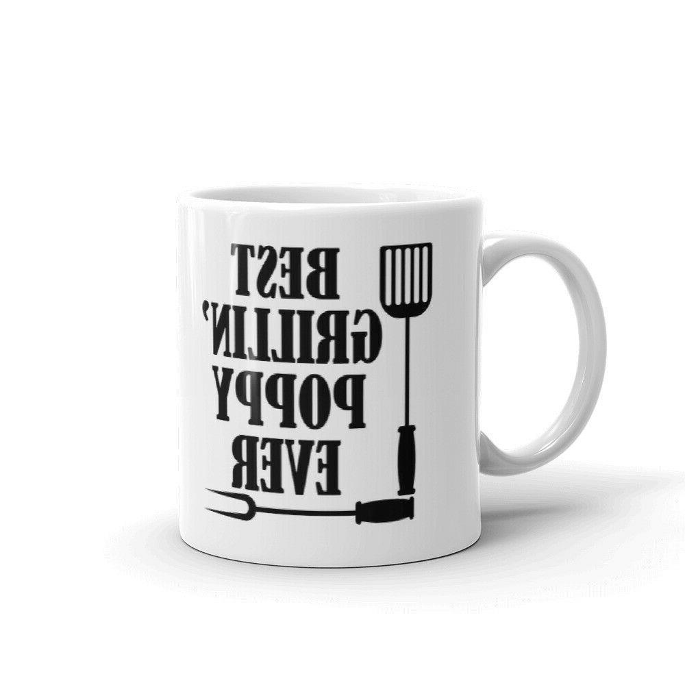 Best Ever BBQ Kitchen Chef Gift Tea Cup