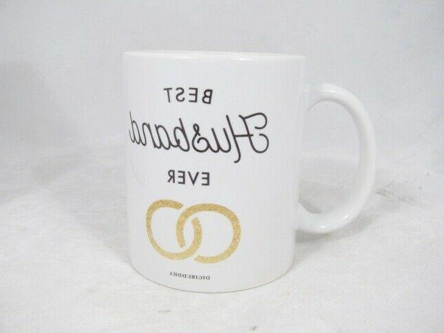 best husband ever white ceramic mug cup