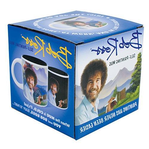 Bob Ross Mug - or Happy - Fun