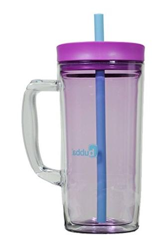 bubba 32 oz insulated purple