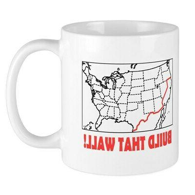 build that wall mugs 11 oz ceramic