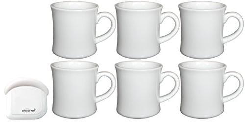 CAC Ceramic Diner Coffee Scraper,