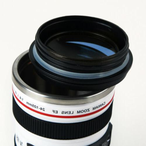 Camera Lens 24-105 Coffee Mug Stainless