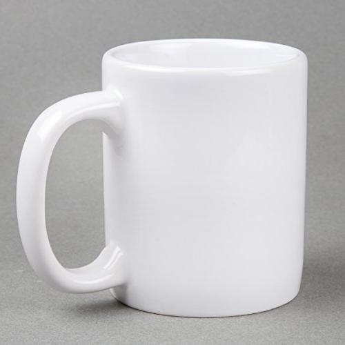 "Creative Home of Piece, oz Ceramic Mug Tea Cup D X 4"" H"