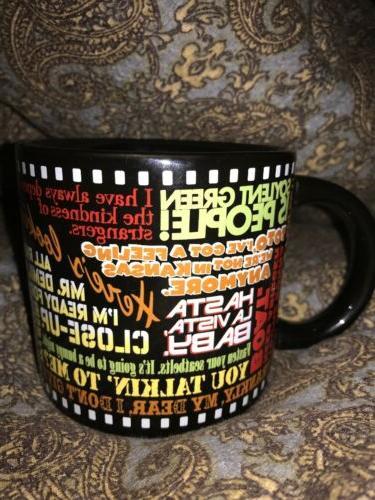 Classic Mug Cup Movie