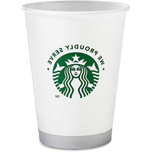 Starbucks Coffee 11002236 Compostable Cup, 12 oz. 1000/CT, W