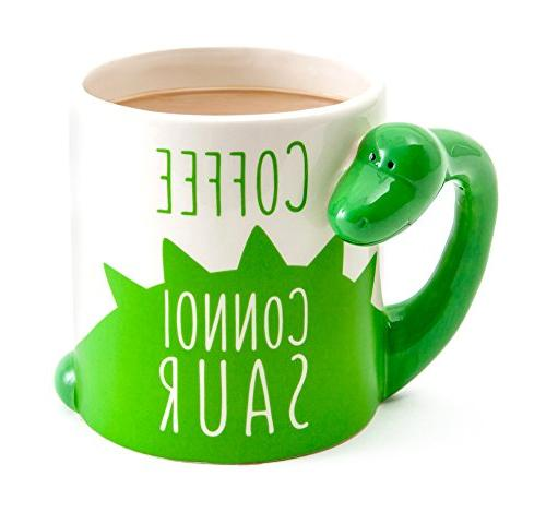 coffee connoisaur mug