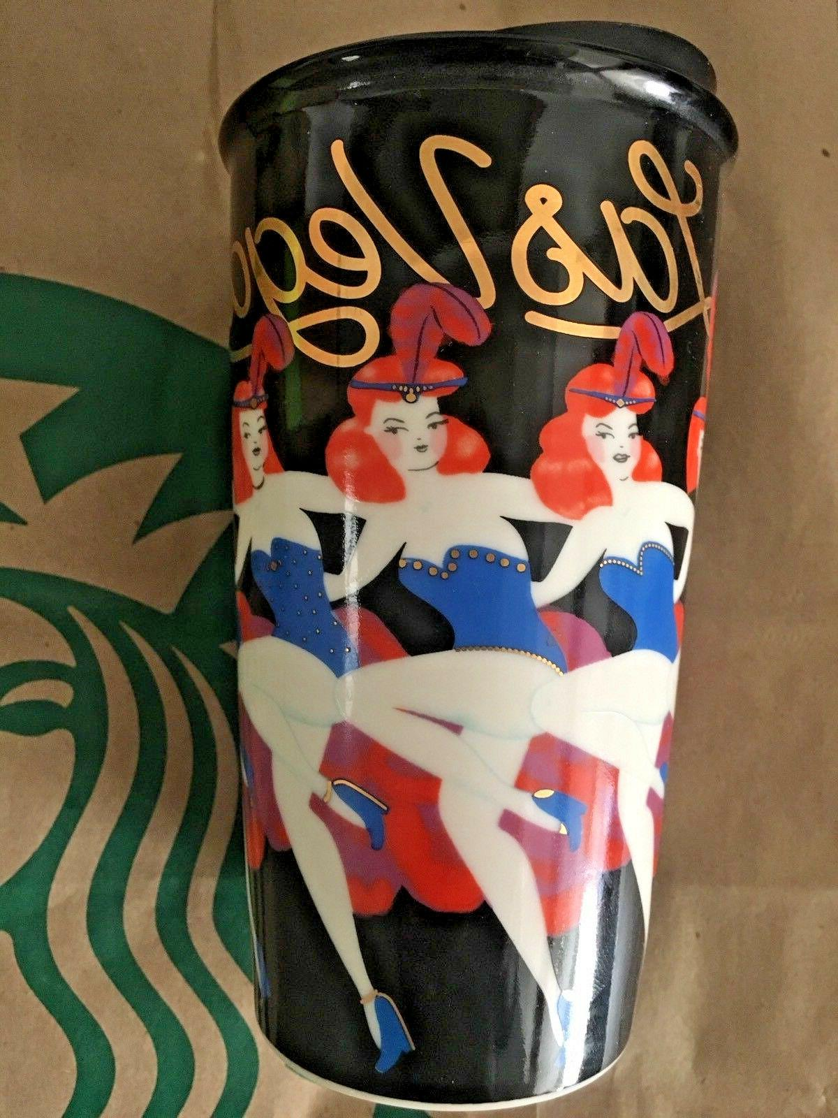 Starbucks Coffee Local Go Cup Tumbler Mug LAS VEGAS Nevada S
