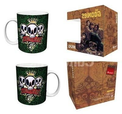 Culturenik - 11 oz Coffee Mug - Goonies - Never Say Die