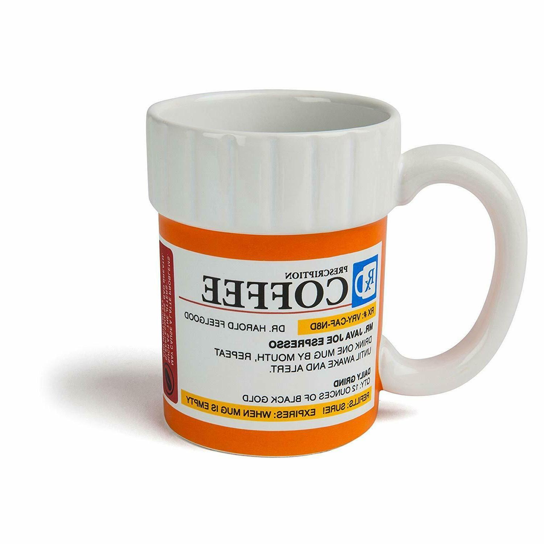 COFFEE MUG Prescription Kitchen Coffee