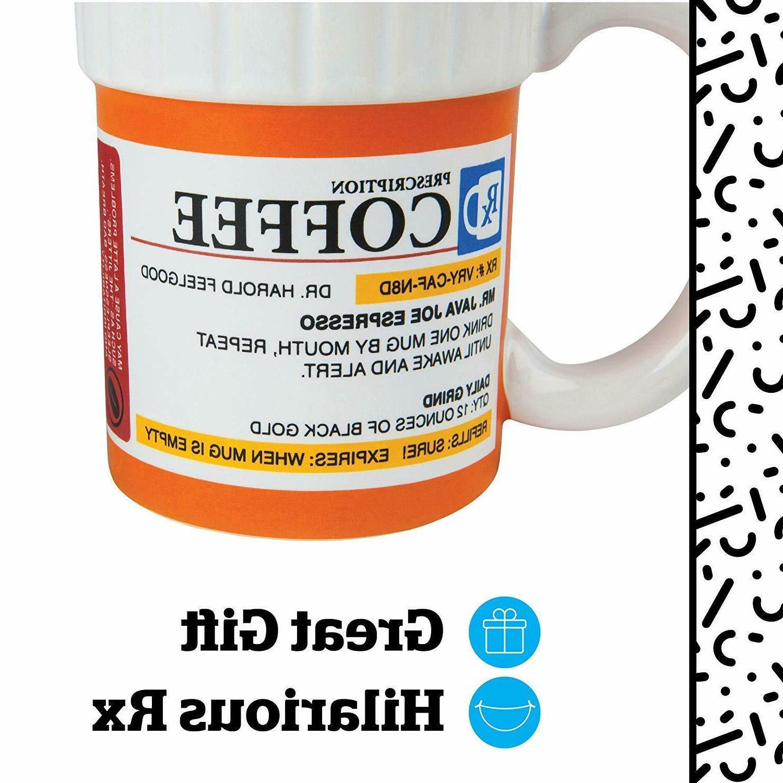 COFFEE MUG - Prescription Coffee