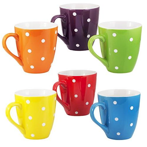 Coffee Mug of 6 Ounce Ceramic Coffee Restaurant Bruntmor