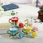 Coffee Mug Tea Milk Cup Set With Spoon And Saucer Creative C