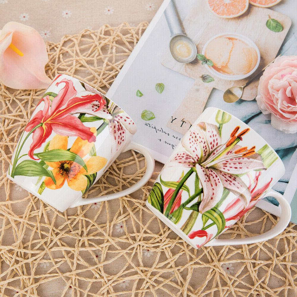 Set, Floral 4