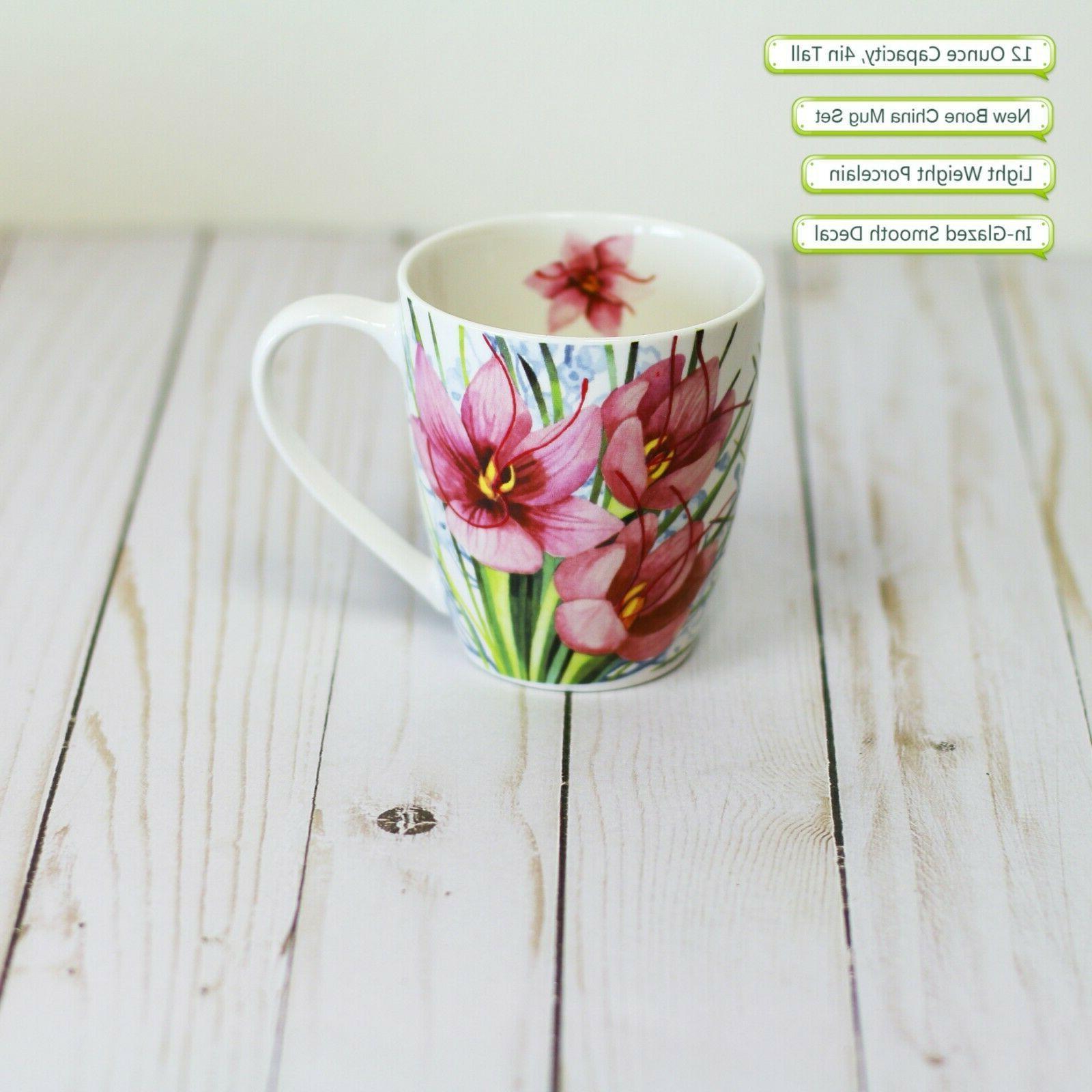 Coffee Tea Set, New Floral