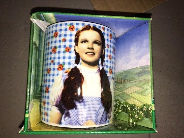 Culturenik Coffee Mug - Wizard of Oz Dorothy with Poppies