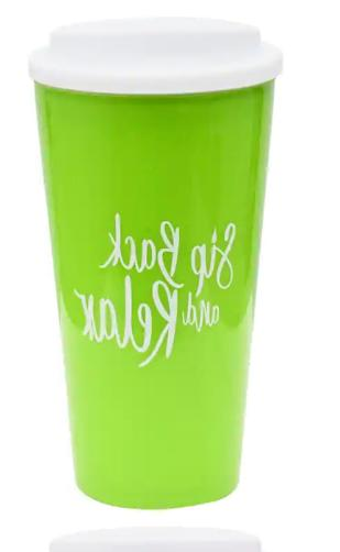 Colorful Sentiment Assorted Mugs, Free