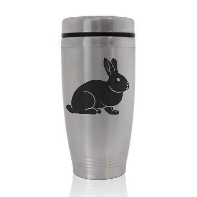 commuter travel mug rabbit