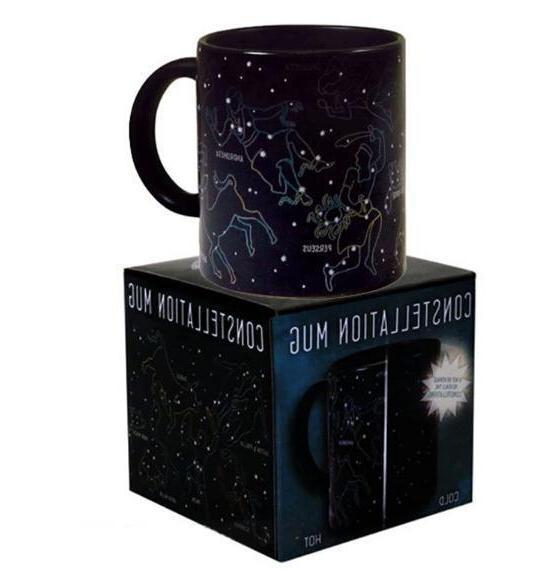 Constellation Heat Changing Ceramic Mug 10 oz.