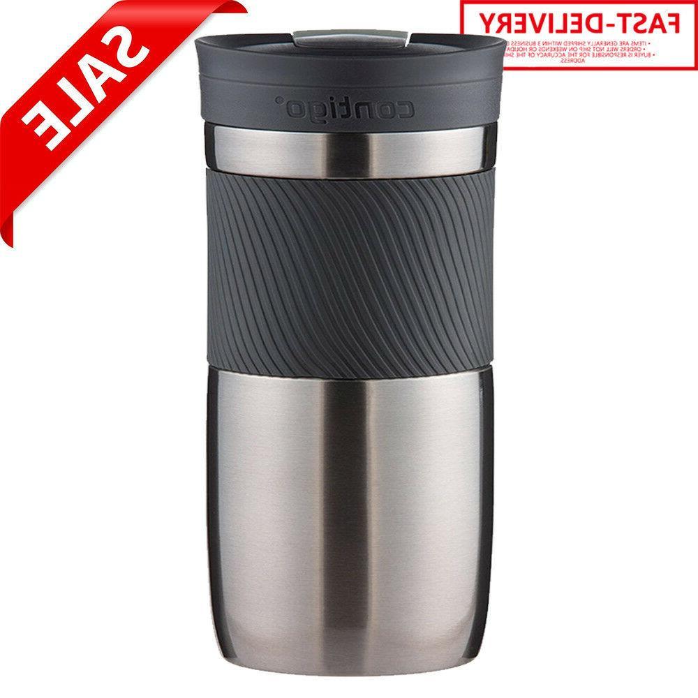 Contigo Stainless Steel Travel Mug Vacuum Insulated Coffee T