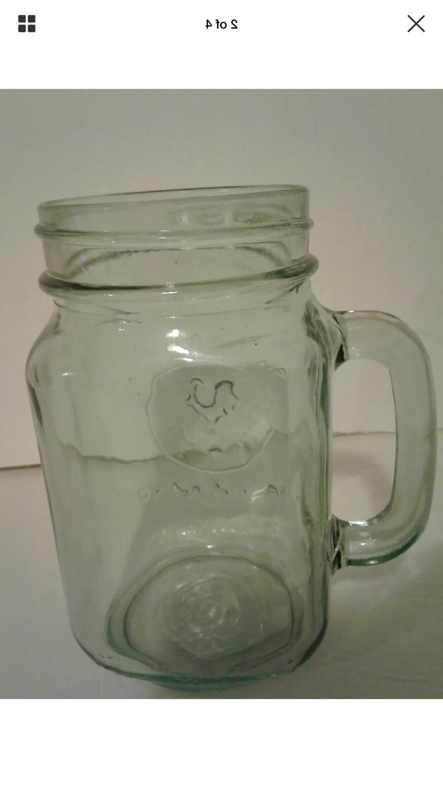 Libbey COUNTRY Clear MASON JAR