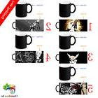 Custom Coffee Morphing Mugs D.Gray-man Heat Sensitive Color
