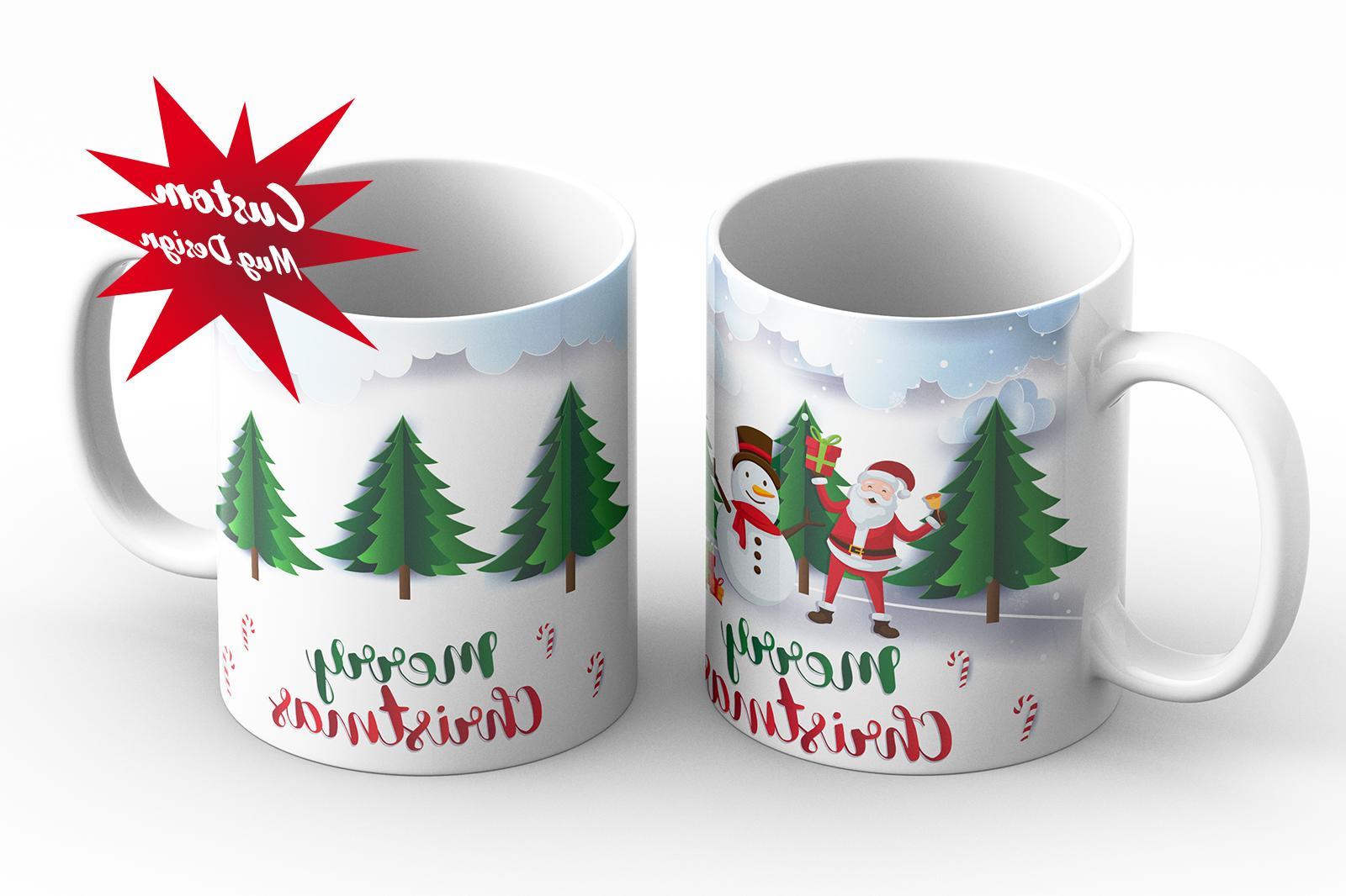 Custom Mug Design 11oz Coffee Mug Custom Photo Text Logo Nam