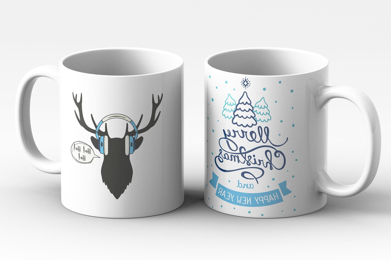 Custom Coffee Text Printed Gift