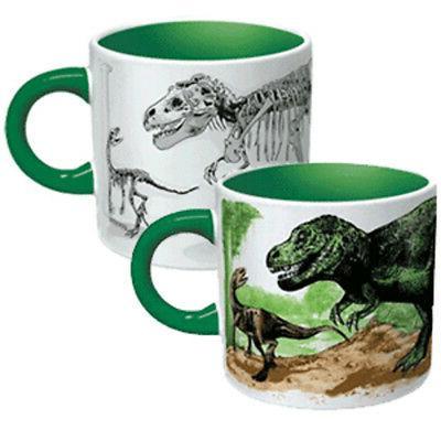 Disappearing Dinosaurs Heat Mug Dino Activated