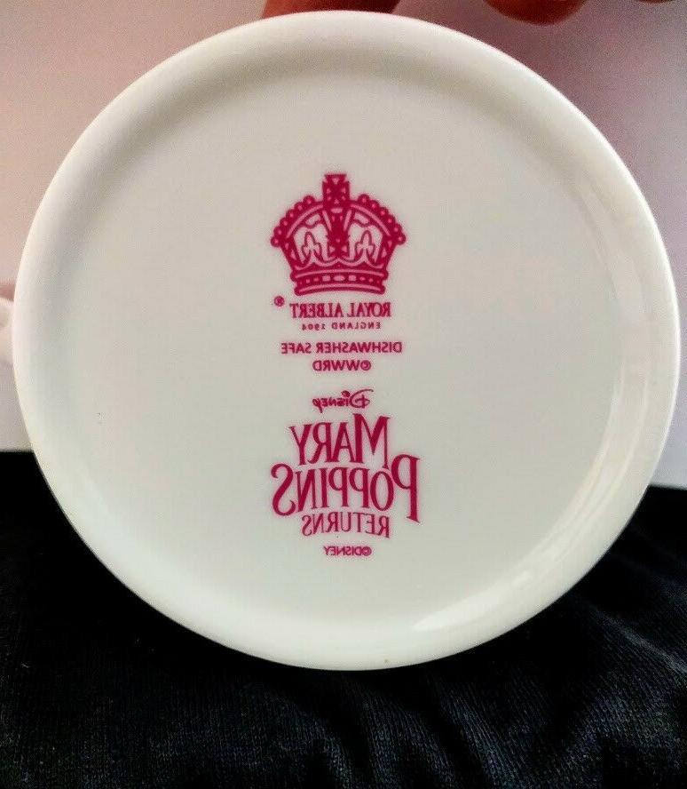 Royal Disney Mary Poppins Mug