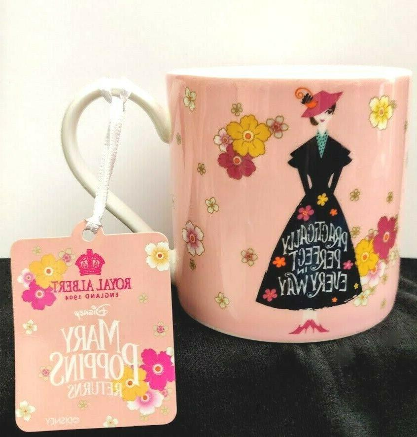 disney mary poppins returns practically perfect mug