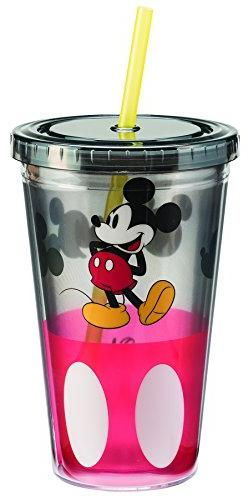 Disney Mickey Mouse 18 Oz. Acrylic Travel Cup 89114