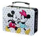 VANDOR | DISNEY MICKEY MOUSE & MINNIE MOUSE LARGE TIN TOTE |