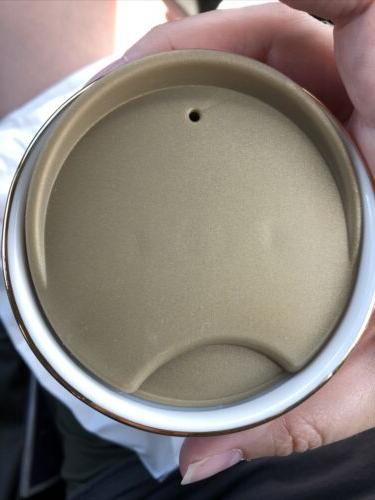 Disney Parks Starbucks Red Tumbler Mug Hand