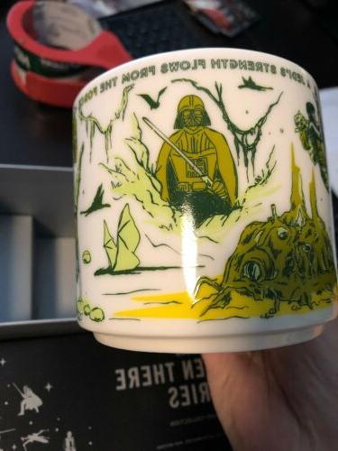 Disney Wars Mug Dagobah Been Series Cup In Hand