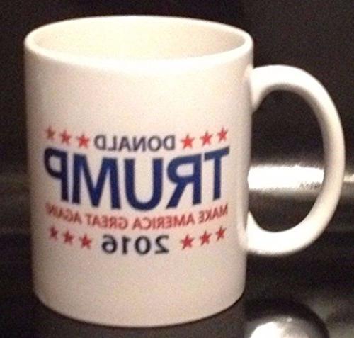 Donald Trump 2016 Coffee Mug America